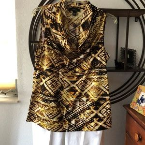 Women's Alfani size Large blouse